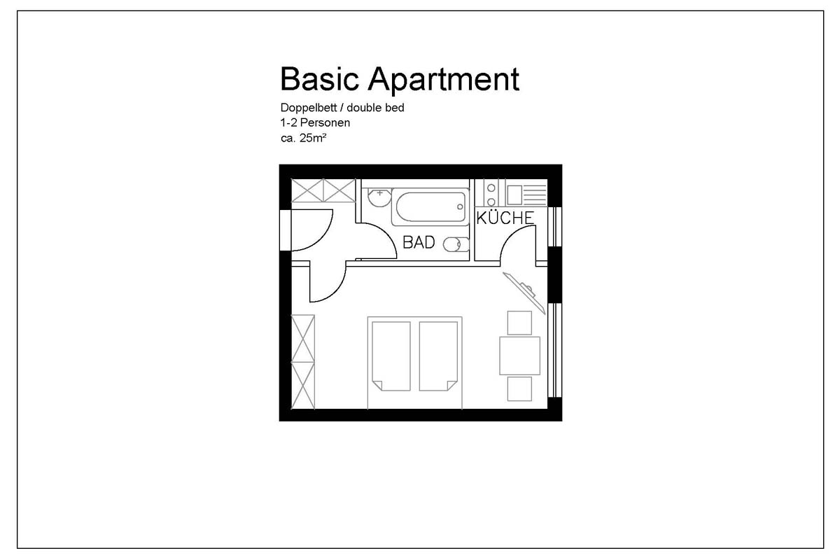 Basic Apartment